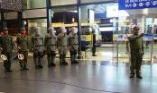 Sân bay Nội Bài thắt chặt an ninh chuẩn bị thượng đỉnh Mỹ - Triều