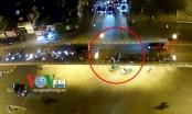 Hai thanh niên rượt đuổi taxi điên được xác định vô can