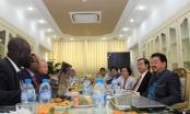 Đại sứ quán CH Haiti gặp gỡ Hội phẫu thuật thẩm mỹ TP HCM