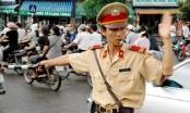 Cấm phương tiện ở nhiều tuyến đường để phục vụ Đại hội Đảng XII