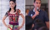 """Quyền Linh, Việt Trinh """"song kiếm hợp bích"""" trong cuộc thi Karaoke trên truyền hình"""