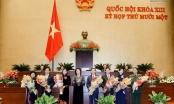 Tân chủ tịch QH Nguyễn Thị Kim Ngân: Sự tin tưởng của cử tri là phần thưởng cao quý nhất