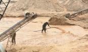 Cát tặc trên sông Lục Nam: Chủ tịch xã cử đầu gấu tiếp PV