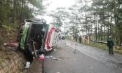 Học trò tiếc thương cô giáo trẻ tử nạn trong vụ tai nạn thảm khốc trên đèo Prenn