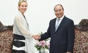 Thủ tướng Nguyễn Xuân Phúc tiếp Đại sứ Thụy Điển và Đại sứ Myanmar