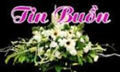 TIN BUỒN: Vợ nhà báo Đức Hải từ trần