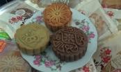 Đồng hành cùng thực phẩm sạch: Độc đáo bánh Trung thu handmade
