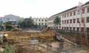 Vụ cẩu tháp đổ vào trường học: Dự án không phép vẫn thi công gây tai nạn nghiêm trọng