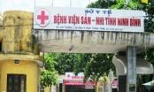Bệnh nhân bị rò đường tiết niệu sau khi mổ u xơ tử cung tại BV Sản nhi Ninh Bình