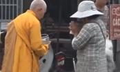 Giáo hội Phật giáo Việt Nam không cho phép các nhà sư đi khất thực
