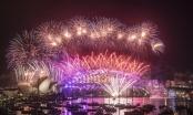 New Zealand và Australia tưng bừng pháo hoa chào mừng năm mới 2017