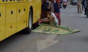 Nghệ An: Truy tìm xe tải tông chết cụ ông rồi bỏ chạy