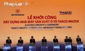 Trường Hải Thaco khởi công nhà máy sản xuất thương hiệu ô tô Mazda