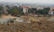Vĩnh Phúc: Doanh nghiệp nổ mìn khai thác đá gây nứt nhà dân