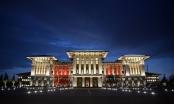 Cận cảnh dinh thự của tổng thống Thổ Nhĩ Kỳ lớn gấp 30 lần Nhà Trắng