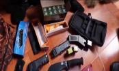 Lâm Đồng: Bắt đối tượng mua bán vũ khí trên Facebook