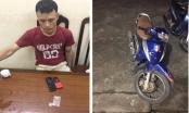 Hà Nội: Mang theo ma tuý gặp 141, đối tượng bỏ xe chạy thục mạng