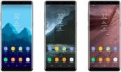 Kinh tế 24h: Galaxy Note 8 lộ ảnh chính thức, ngắm Rolls-Royce Dawn 'hàng đặt' với sắc xanh