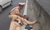 Hà Tĩnh: Khởi tố hành vi giết người đối với tài xế container hất văng thượng úy CSGT
