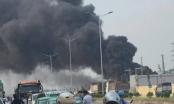 Thái Nguyên: Cháy trạm biến áp tại KCN Yên Bình
