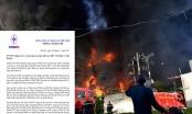 Tổng công ty Điện lực miền Bắc lên tiếng sau sự cố cháy trạm biến áp gần nhà máy Samsung Thái Nguyên