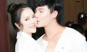 Nathan Lee hôn môi Phương Mai, hôn má Lý Nhã Kỳ trong tiệc sinh nhật