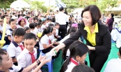 Vinamilk trao tặng 46.500 ly sữa cho trẻ em Quảng Nam