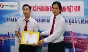 Đà Nẵng: Khen thưởng tài xế trả lại 1 tỷ đồng cho khách thất lạc tài sản trên xe