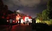 Khống chế kịp thời 3 vụ hỏa hoạn trong rừng thông sát sân bay Đà Nẵng