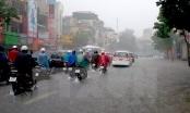 Dự báo thời tiết ngày 24/8: Bão số 6 suy yếu, Bắc Bộ có mưa lớn