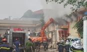 Bản tin Audio Pháp luật Plus ngày 28/8:  Cháy lớn tại kho hàng cảng Hà Nội