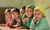 Những đứa trẻ mờ mịt tương lai ở bản 'nghèo bền vững' do ma túy