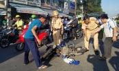 Khánh Hòa: Va chạm với xe khách, ông lão tử vong tại chỗ