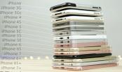Điểm mặt những đàn anh của iPhone 8