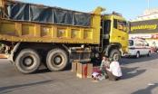 Bé trai 3 tuổi tử vong thương tâm sau vụ tai nạn giữa xe tải và xe máy