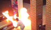 Khánh Hòa: Bắt giam tài xế xe ôm, một lúc đốt 2 cây xăng