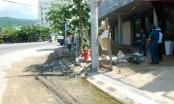 Nguy cơ tai nạn giao thông tại dự án của Đất Xanh Miền Trung
