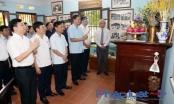 Vĩnh Phúc: Dâng hương tưởng niệm 100 năm ngày sinh cố Bí thư Tỉnh ủy Kim Ngọc