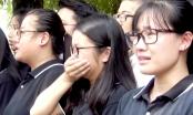 Tiễn biệt PGS Văn Như Cương, hàng trăm học sinh ca vang Hát về mái trường Lương Thế Vinh