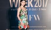Hoa hậu Thế giới Việt Nam tại Australia diện set đồ gần 2 tỷ đồng đi xem thời trang