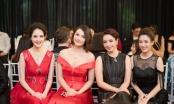 HH Ngọc Hân, Á hậu Hoàng Anh cùng dàn sao đến ủng hộ show của NTK Xuân Lê