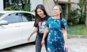 Mẹ Hương Tràm cổ vũ cho con gái trước thềm chung kết Giọng hát Việt nhí 2017