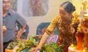 Quảng Nam: Sâm được bán tại hội chợ, cam kết là sâm thật