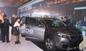 Thaco ra mắt 2 sản phẩm Peugoet mới 5008 và 3008'