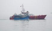 Cứu hộ 7 ngư dân cùng thuyền gặp nạn từ Nghệ An về đến Đà Nẵng
