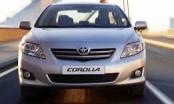 Toyota Việt Nam triệu hồi 8.036 xe lỗi túi khí