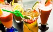 Đồ uống có đường là bạn của ung thư