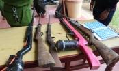 Quảng Nam: Vận động người dân giao nộp hơn trăm khẩu súng tự chế
