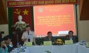 Phó Bí thư Thường trực Tỉnh ủy Trần Đức Quận làm việc với Cục thi hành án dân sự tỉnh Lâm Đồng