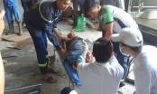Đà Nẵng: Sập giàn giáo công trình, hai công nhân bị thương nặng